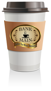 Bank and main coffee to go